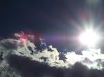 寒波の予兆の空 2020.12.15 12:52