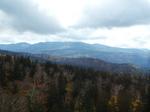 大雪山の紅葉