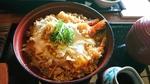 朝比奈峰本の天丼