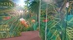 プーシキン美術展のルソーのパネル