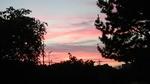夏至の日の夕映え