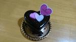 2019.02.13 バレンタインチョコケーキ