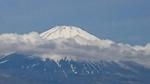 乙女峠から富士山