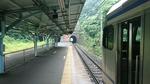 横須賀線・田浦駅ホーム