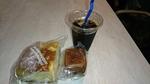カラヤン広場シティーベーカリーのパン