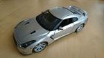 ニッサンGTRの模型