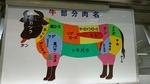 牛肉部位図
