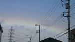 台風12号ドルフィンがくれた虹