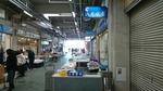 横浜南部市場・鮮魚・食肉・鶏卵の棟