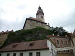 クルムロフの城塔