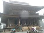金峯山寺の蔵王堂
