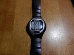 私の腕時計型漫歩計