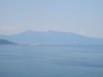 薩埵峠から駿河湾と愛鷹山