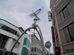 横浜元町商店街入り口