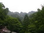 戸隠神社と戸隠山