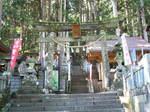 御岳神社里宮