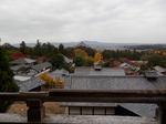 二月堂から臨む東大寺と大仏殿