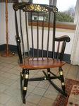 ダニエルの揺り椅子